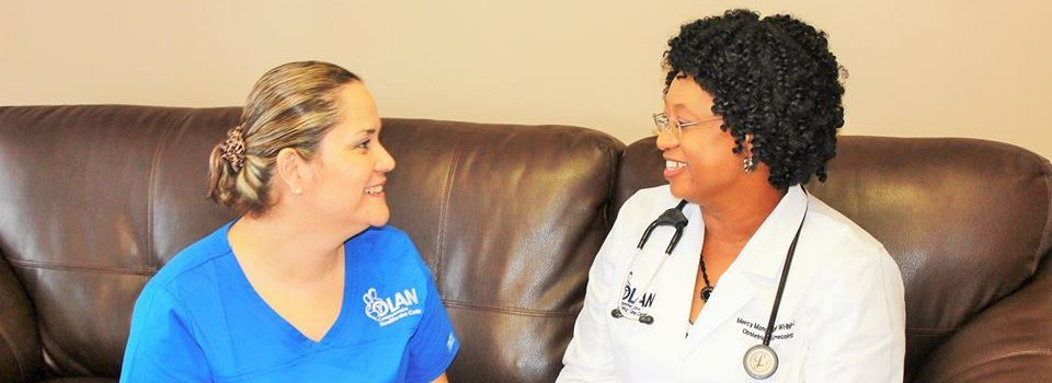 Olan comprehensive healthcare
